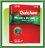 Thumbnail Quicken Home & Business 2008